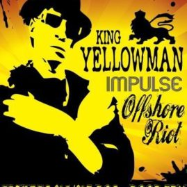 Shared bill with King Yellowman