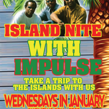 """Island Night"" at Skipper's Smokehouse Every Wednesday"