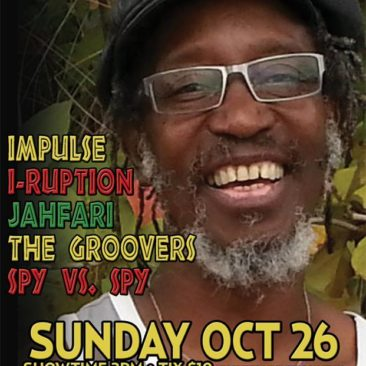 Send Shaft Home Benefit with I-Ruption, Jahfari, The Groovers & Spy vs. Spy